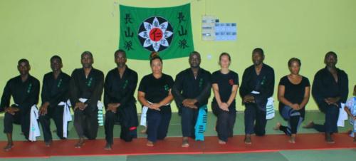 2019-10-03 Cours au Gabon