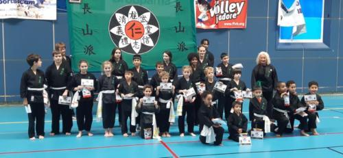 2019-11-03 Stage enfants à Issoire