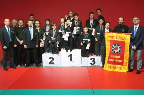 2020-02-23 Coupe Thanh Long Vovinam Inter Departementale Enfants